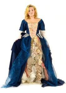 Miranda; Shakespeare; The Tempest; elizabethan; stomacher; 16th century, sixteenth century;