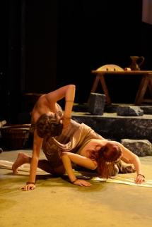 greek mythology; devised theatre; greek costume; classical mythology;