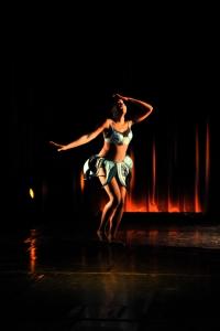 Josephine Baker; black pearl; bronze venus; creole goddess; dance costume; jazz age;
