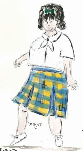 John Waters; musical theatre; costume design; sixties; 60s;