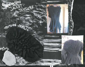 texture magic; textile; sculptural; fabric manipulation; iceland